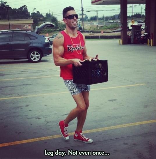 bodybuilding skinny legs