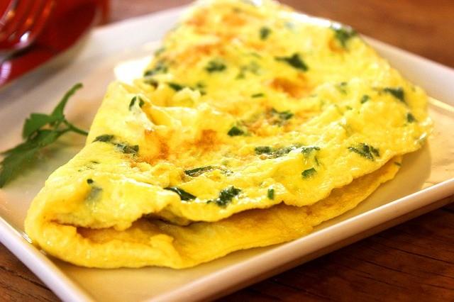 omelette dish