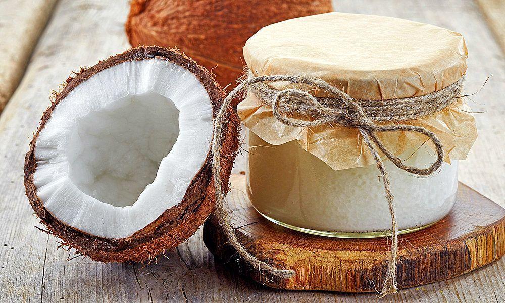coconut oil istock