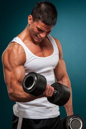 dumbbell-curls