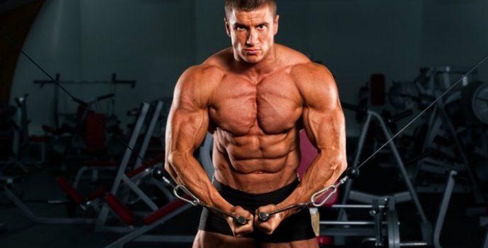 guy muscles Amateur mirror