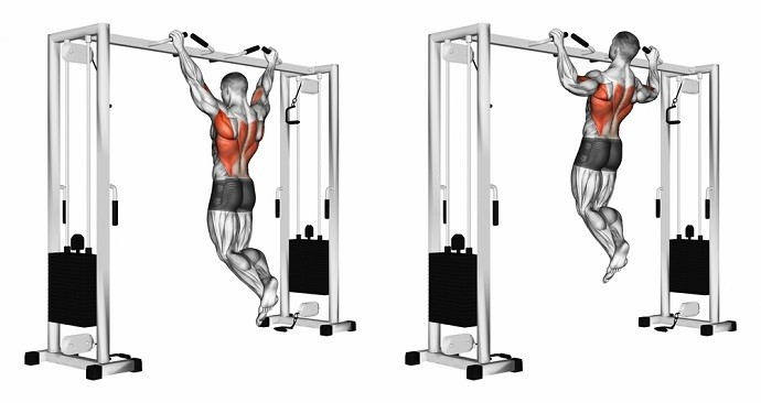 How To Get Better at Pull Ups (Improve Reps in 4 Weeks)